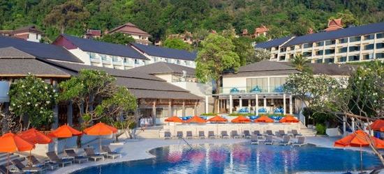 Thailand: 7 night 4* Phuket getaway w/room upgrade