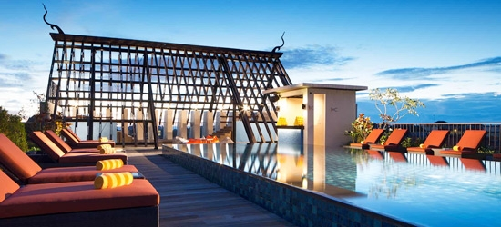 7nt 4* Bali hotel & spa escape