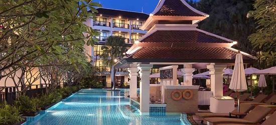 8nt 4* Thailand resort & spa getaway