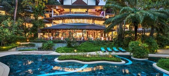 7nt 5* Langkawi luxury resort escape