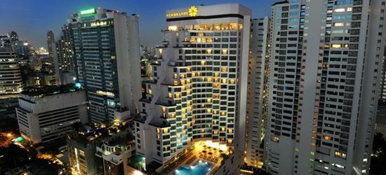 Thailand: 3 night 4* Bangkok city break w/room upgrade