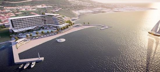 Montenegro holiday at new beachfront resort