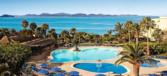 7 nights at the 4* Hesperia Playa Dorada Hotel, Playa Blanca, Lanzarote