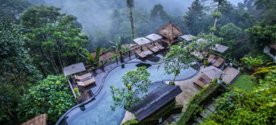 Luxury Bali escape with spa perks & breathtaking jungle villa, Ubud, Manggis & Sanur
