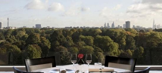 £187 per night | Royal Garden Hotel, Kensington, London
