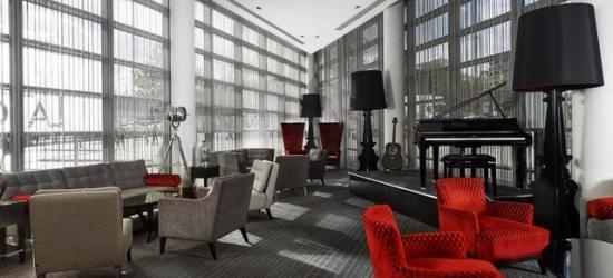 Explore Birmingham from a chic hotel oozing urban elegance