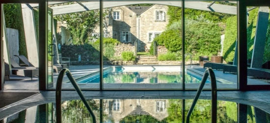 An awarded hotel with spa near picturesque Bath