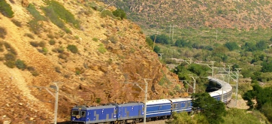 South Africa getaway with luxury Blue Train journey & optional premium economy flights, Cape Town, Stellenbosch, Pretoria & Mabula Private Game Reserve