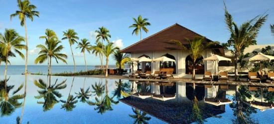 5* Zanzibar beach break with a private pool villa