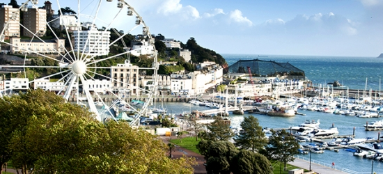 Explore Torquay from a family-run boutique abode packed full of charm