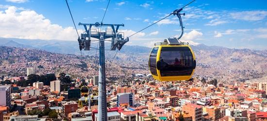 Spectacular Bolivia tour with fantastic excursions, Santa Cruz de la Sierra, Sucre, Potosi, Uyuni, La Paz & Copacabana