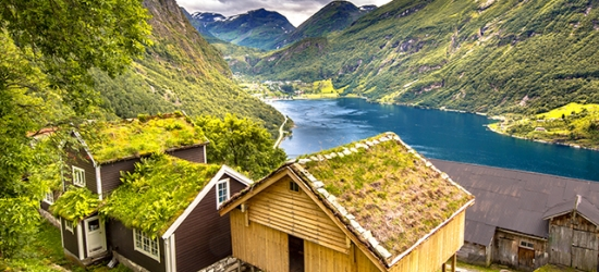Magical Norway city & fjord summer break with train travel, Oslo, Balestrand & Bergen with a scenic fjord cruise