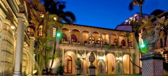 £488 per suite per night | Historic luxury mansion on Miami's Ocean Drive, The Villa Casa Casuarina, South Beach, Miami, Florida