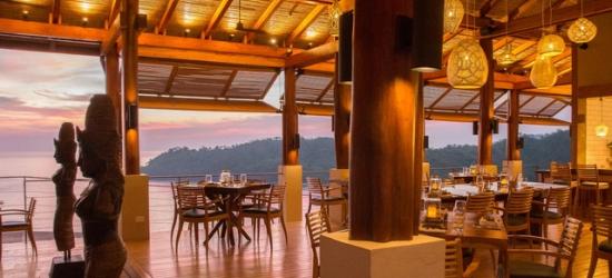 £232 per villa per night | Romantic cliffside villas in Costa Rica, Casa Chameleon Las Catalinas, Costa Rica