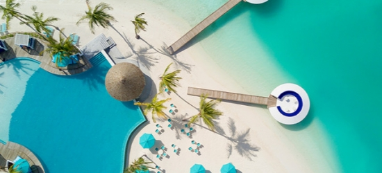 £177 per studio per night | Kandima Maldives, Kandima Island, Indian Ocean