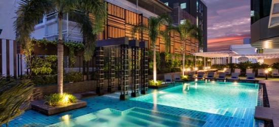 £57 per night | Solitaire Bangkok, Bangkok, Thailand