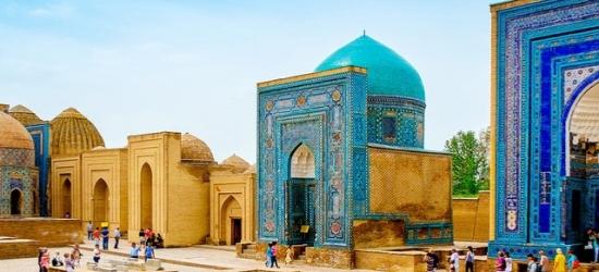 Fascinating Uzbekistan Silk Road adventure, Tashkent, Khiva, Bukhara & Samarkand