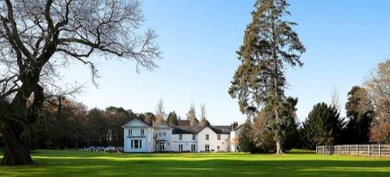 £109 per night | Mercure Brandon Hall Hotel & Spa Warwickshire, Near Coventry, Warwickshire