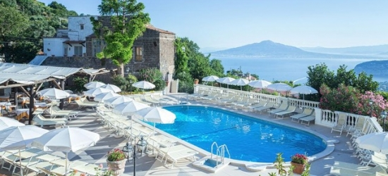 Ultra-scenic Sorrento Riviera getaway with optional Amalfi Coast excursion, Hotel Jaccarino, Italy