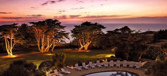 Gourmet Jersey break with car hire & an ocean-view room, The Atlantic Hotel, St Brelade