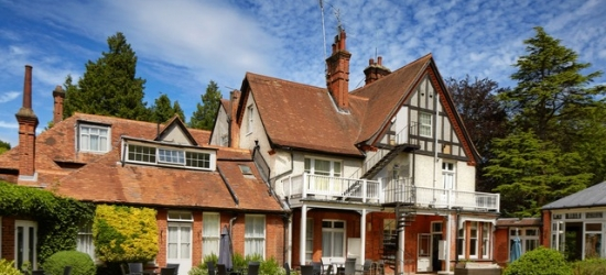£124 per night   The Lismoyne Hotel, Fleet, Hampshire