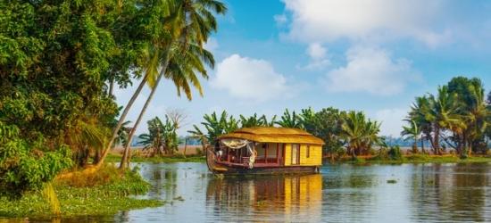Laid-back India tour of captivating Kerala, Cochin, Munnar, Thekkady, Alleppey & Mararikulam