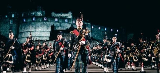 £220 per night | Royal Edinburgh Military Tattoo break with a modern hotel stay, Edinburgh, Scotland