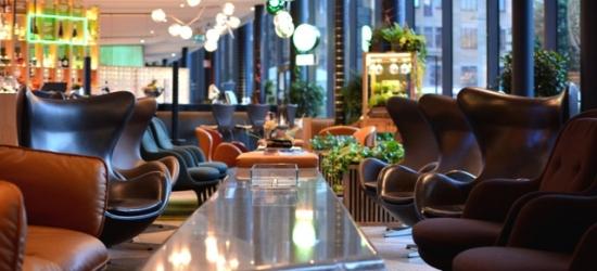 £130 per night | Clarion Hotel Sign, Stockholm, Sweden
