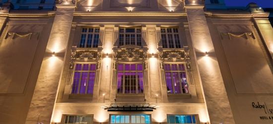 £77 per night | Ruby Hotel Sofie, Vienna, Austria