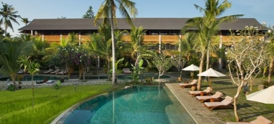 5* Bali getaway with a trio of stunning hotels, Ubud, Manggis & Jimbaran
