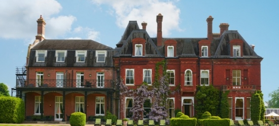 Pure indulgence at the flagship Champneys spa resort in Tring