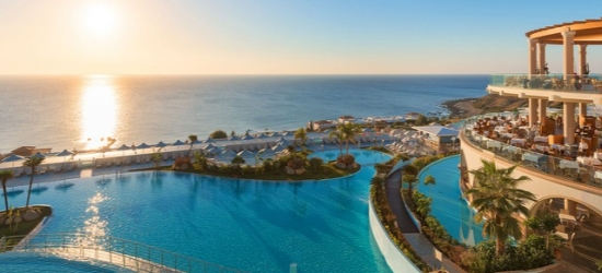 5* Rhodes beach & spa getaway with optional private pool