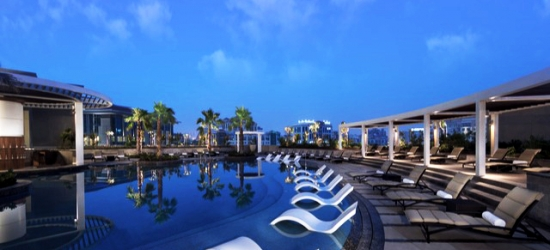 £66 per night | Hyatt Regency Dubai Creek Heights, Dubai, UAE