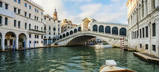£129 per night   H10 Palazzo Canova, Venice, Italy