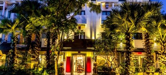 £49 per suite per night | Nita by Vo Luxury Hotel, Siem Reap, Cambodia