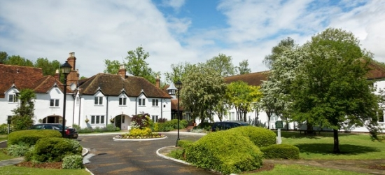 £99 per night | The Barns Hotel, Bedford, Bedfordshire