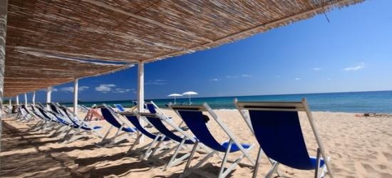 Relaxing Sardinia getaway with private beach, Hotel Flamingo Resort, Italy
