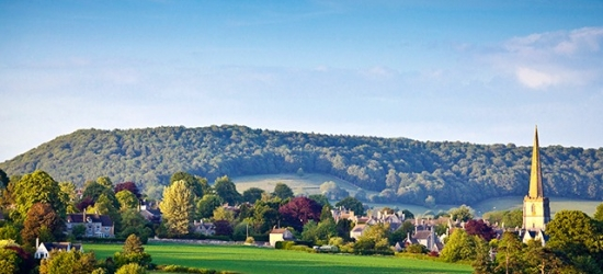 £89 per night | Sudbury House, Faringdon, Oxfordshire