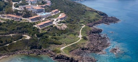 £111 per night | Castelsardo Resort, Sardinia, Italy