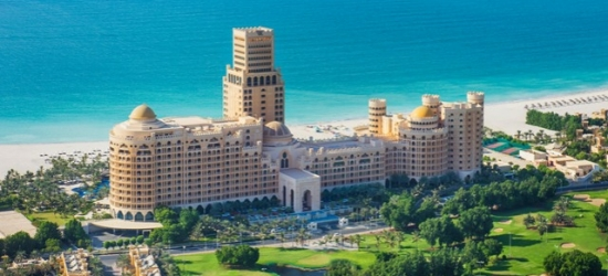 £152 per night | Waldorf Astoria Ras Al Khaimah, Ras al Khaimah, United Arab Emirates