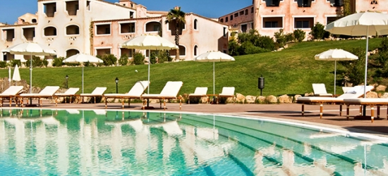 Spectacular 5* Sardinia holiday with car hire, Colonna Resort, Italy