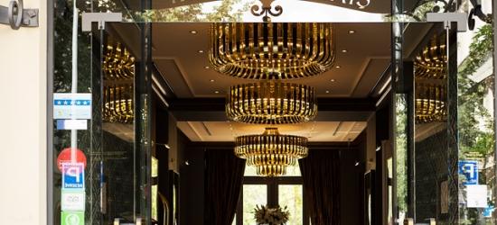 5* Prague holiday at an art hotel with a luxe spa, Le Palais Art Hotel Prague, Czech Republic