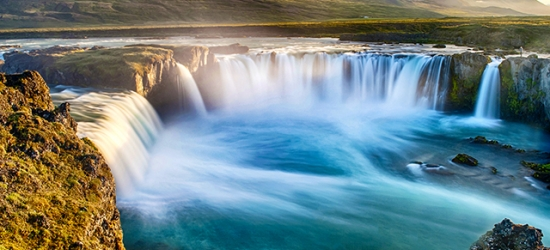 Fantastic summer journey around Iceland, Eight-day tour from Reykjavik circling Iceland's highlights