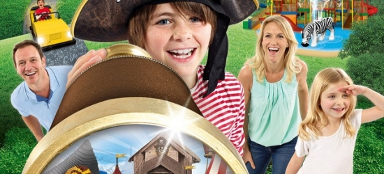Conquer dragons and explore the land of the Pharaohs at Legoland Windsor