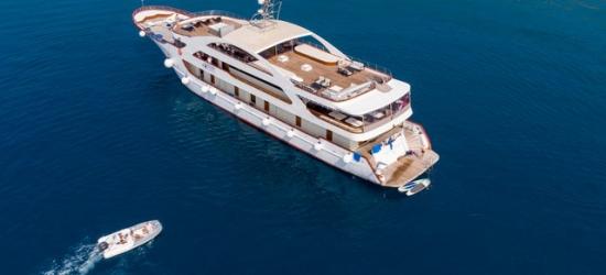 Dreamy Croatia cruise with onshore cultural & foodie tours, Split, Korcula, Slano, Ston, Dubrovnik, Mljet & Hvar