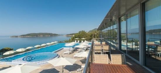 Modern Montenegro break with ultra-scenic sea views, Falkensteiner Hotel Montenegro, Budva
