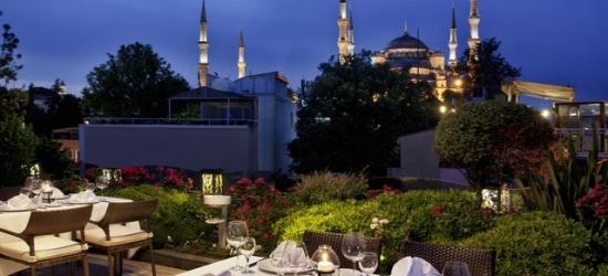 £92 per night | Eresin Hotels Sultanahmet, Istanbul, Turkey