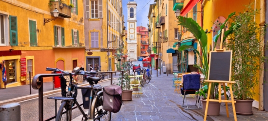 £77 per night   Hotel Nice Riviera, Nice, French Riviera