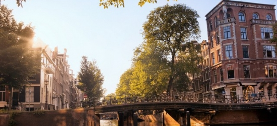 £124 per night | The Manor Amsterdam, Amsterdam, Netherlands