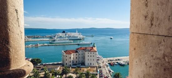 £59 per night | Heritage Palace Varoš, Split, Croatia